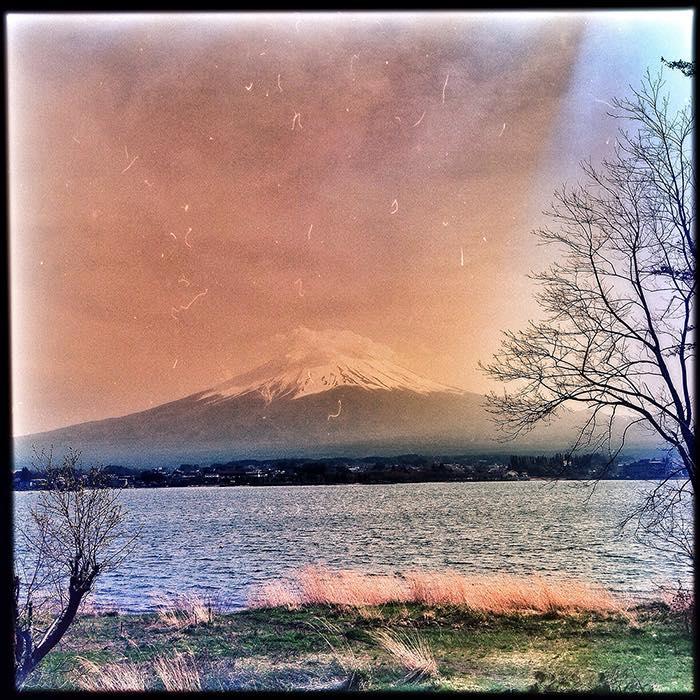 angie goes exploring giorgia romiti my wanderlust notes a piedi percorrendo la nakasendo trail Monte Fuji