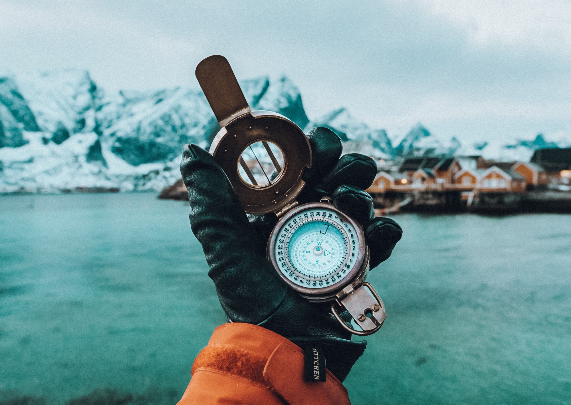 my-wanderlustnotes-5-giorni-alle-lofoten-in-inverno-compass-lofoten