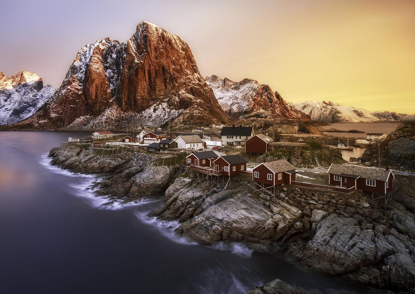 my-wanderlustnotes-5-giorni-alle-lofoten-in-inverno-nusfjord